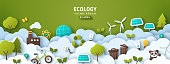 istock Earth Day eco banner 1210587583