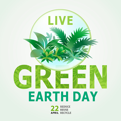 Earth Day Ecology Awareness