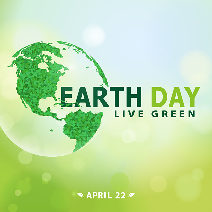 Earth Day Live Green Everyday