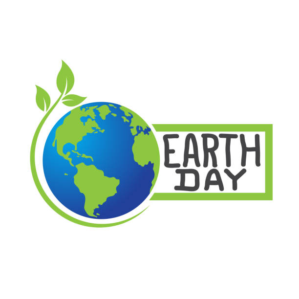 earth day earth day. eps 10 vector file earth day stock illustrations