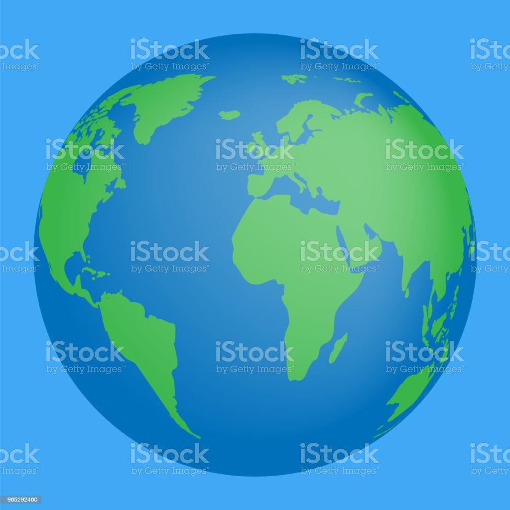 Earth Globe icon earth globe icon - stockowe grafiki wektorowe i więcej obrazów bez ludzi royalty-free
