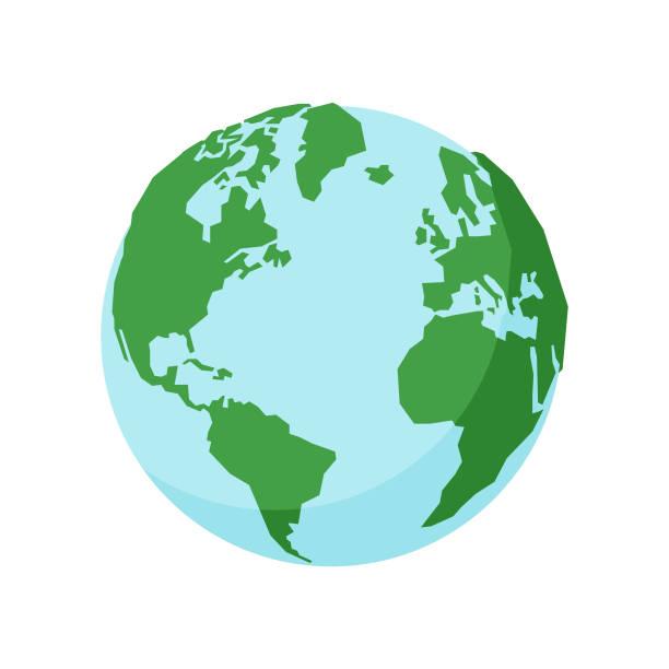 Globe Vector Art Graphics Freevector Com