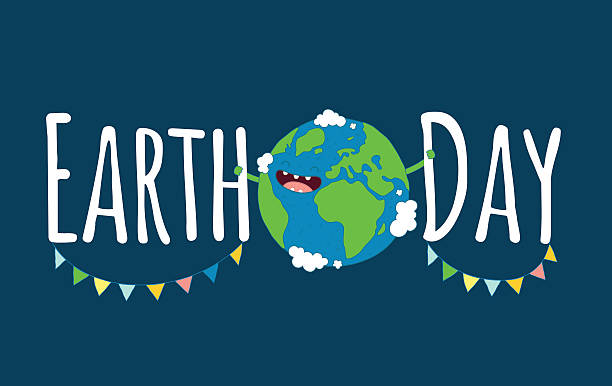 earth - earth day stock illustrations, clip art, cartoons, & icons