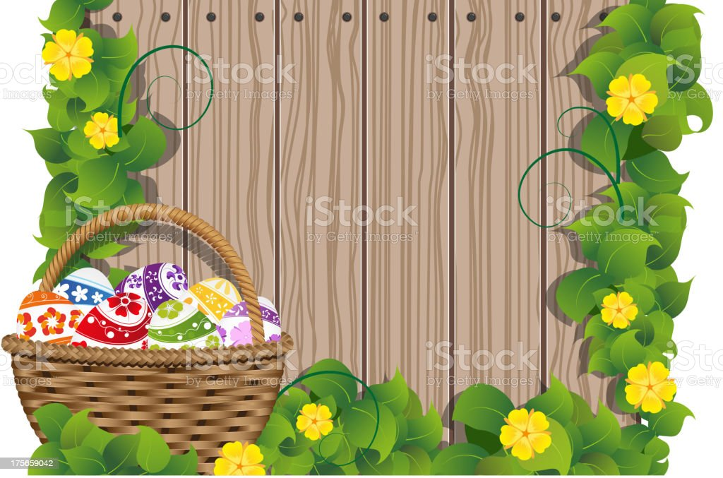 Easter background royalty-free easter background stock vector art & more images of abstract