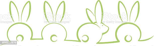 Easter bunnies vector id638922876?b=1&k=6&m=638922876&s=612x612&h=bcwc4xwxqrbe8 2wnngcgarsudz335kuxok7vquohiu=