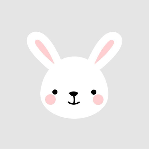 Vectores de Liebre Silueta De Patrón Sin Costuras. Conejo Carne De ...