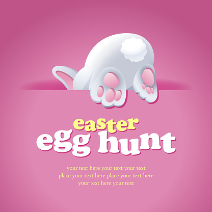 Easter Bunny Egg Hunt