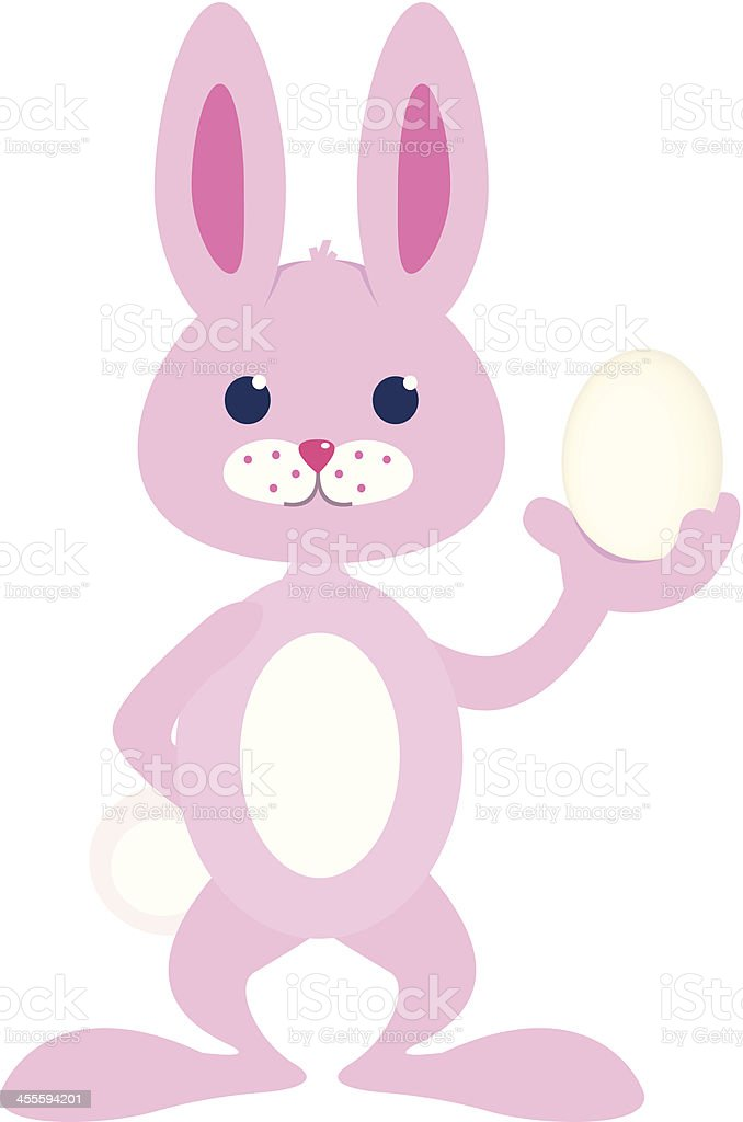 Easter Bunny royalty-free easter bunny stock vector art & more images of animal