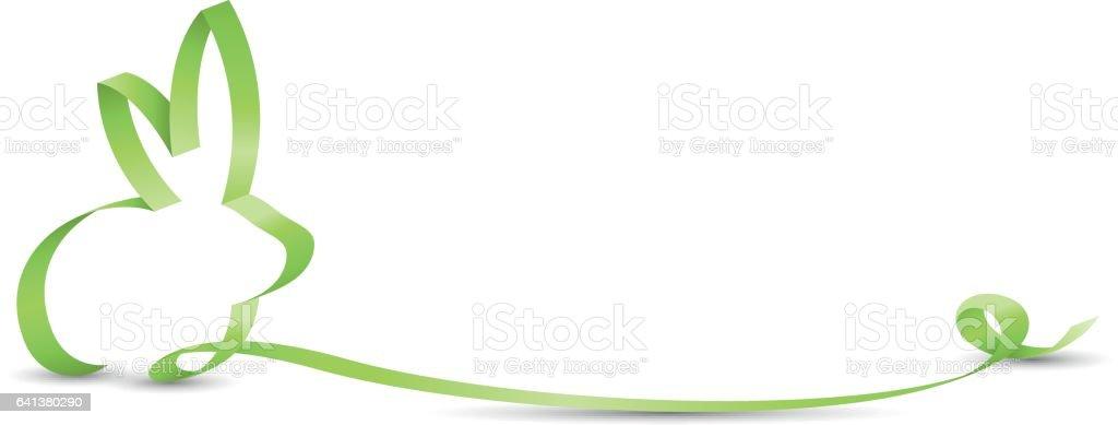 Lapin de Pâques - Illustration vectorielle
