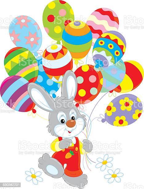 Easter bunny with balloons vector id530382201?b=1&k=6&m=530382201&s=612x612&h=gjxxx3ycr3a oy6kl0twaqfcpisdnfobke6ztuk8ocg=