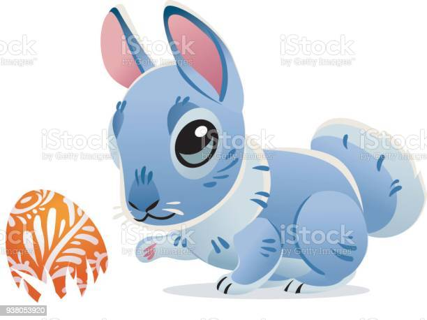 Easter bunny with the egg vector cartoon illustration isolated on vector id938053920?b=1&k=6&m=938053920&s=612x612&h=wiogwcmreloip6nhoef6dnopbhcdudv   qzpdybuik=