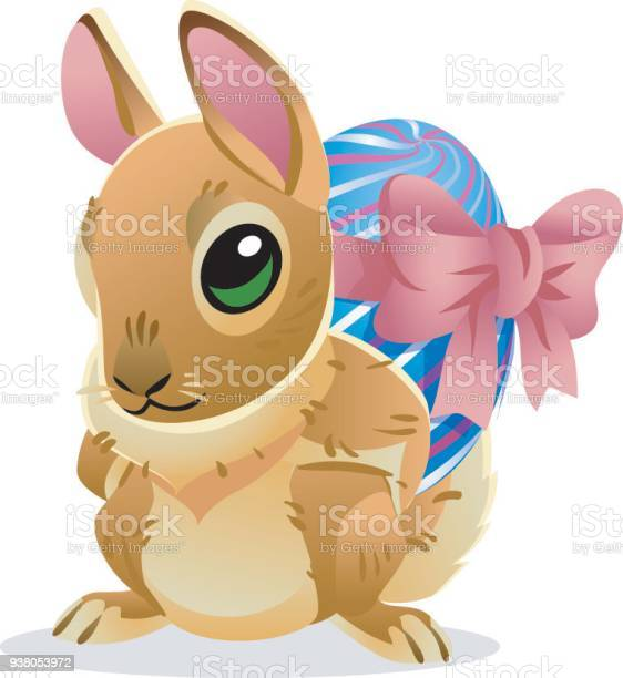 Easter bunny with the egg vector cartoon illustration isolated on vector id938053972?b=1&k=6&m=938053972&s=612x612&h=gxoa56bpcj4rfn jbw0mxltgbo2mkqtgk78t29eyxj0=