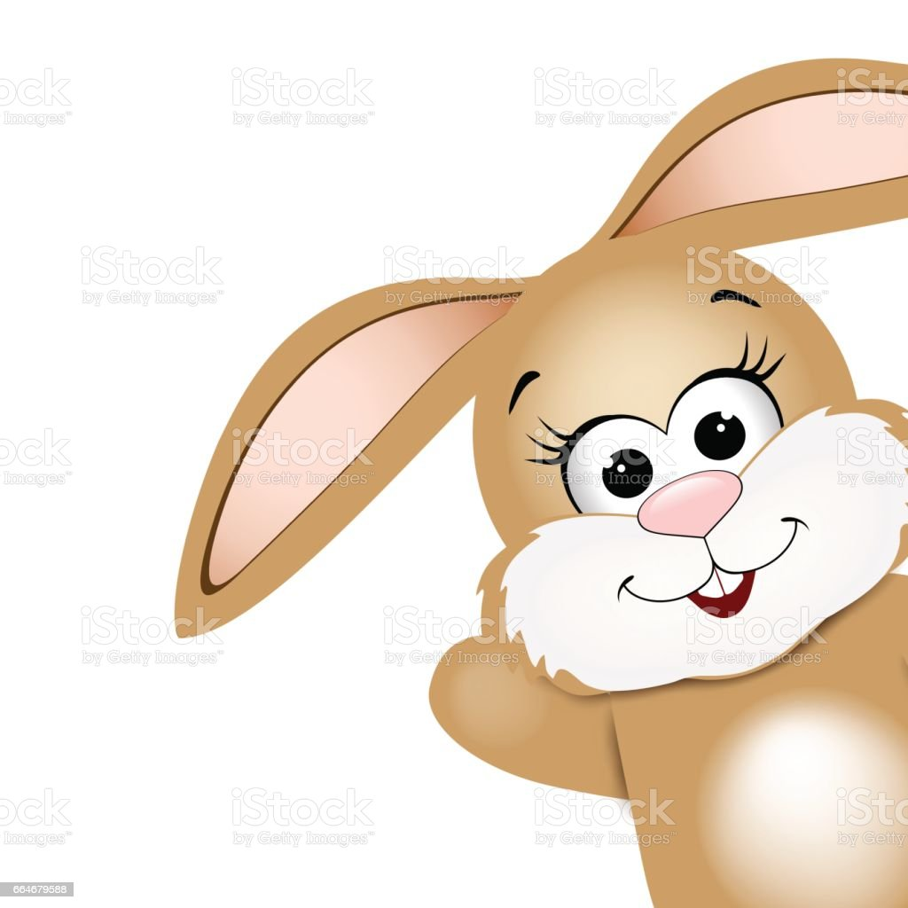Easter card design template funny easter bunny card for easter stock easter card design template funny easter bunny card for easter royalty free easter kristyandbryce Choice Image