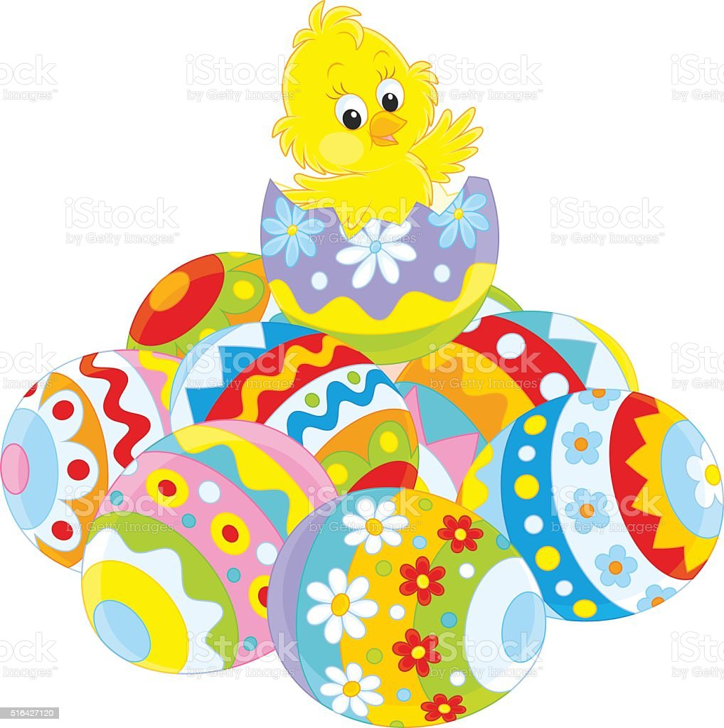 easter chick royalty free easter chick stock vector art more images of animal - Easter Chick