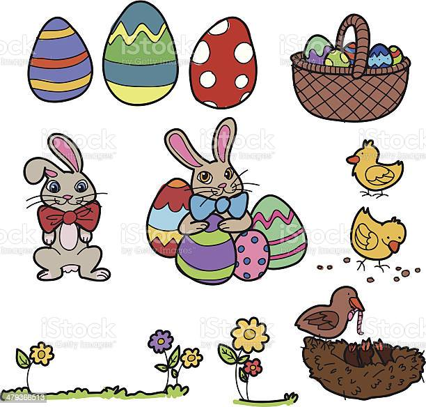 Easter collection vector vector id479366513?b=1&k=6&m=479366513&s=612x612&h=hwhdm99ec j49fililsgsopedh7b mnln1pcpsunwv8=