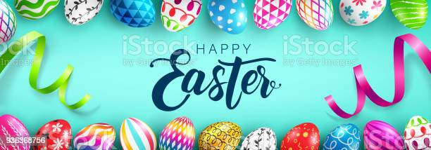 Easter day web banner background template with colorful painted vector id936368756?b=1&k=6&m=936368756&s=612x612&h=7gy6gimj 30es30djolf ked9pz108fknndbycxayyo=