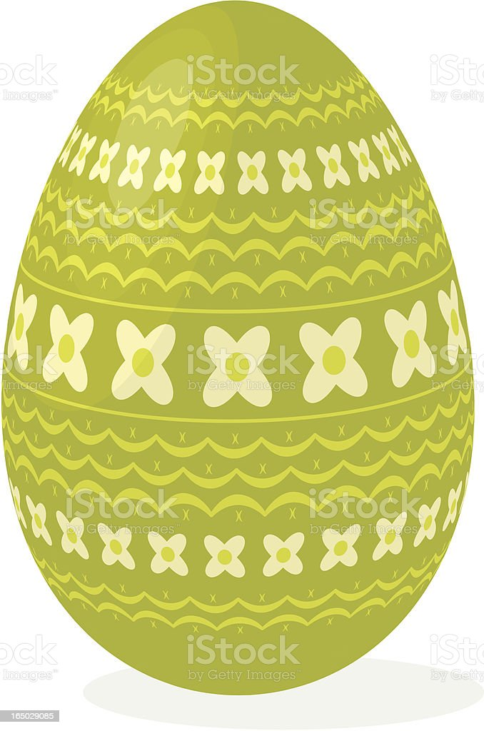 Easter egg 05 royalty-free easter egg 05 stock vector art & more images of animal egg