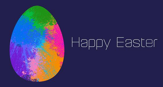 Easter Egg Greeting