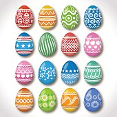 """This illustration is """"Easter Eggs"""" of the original design."""