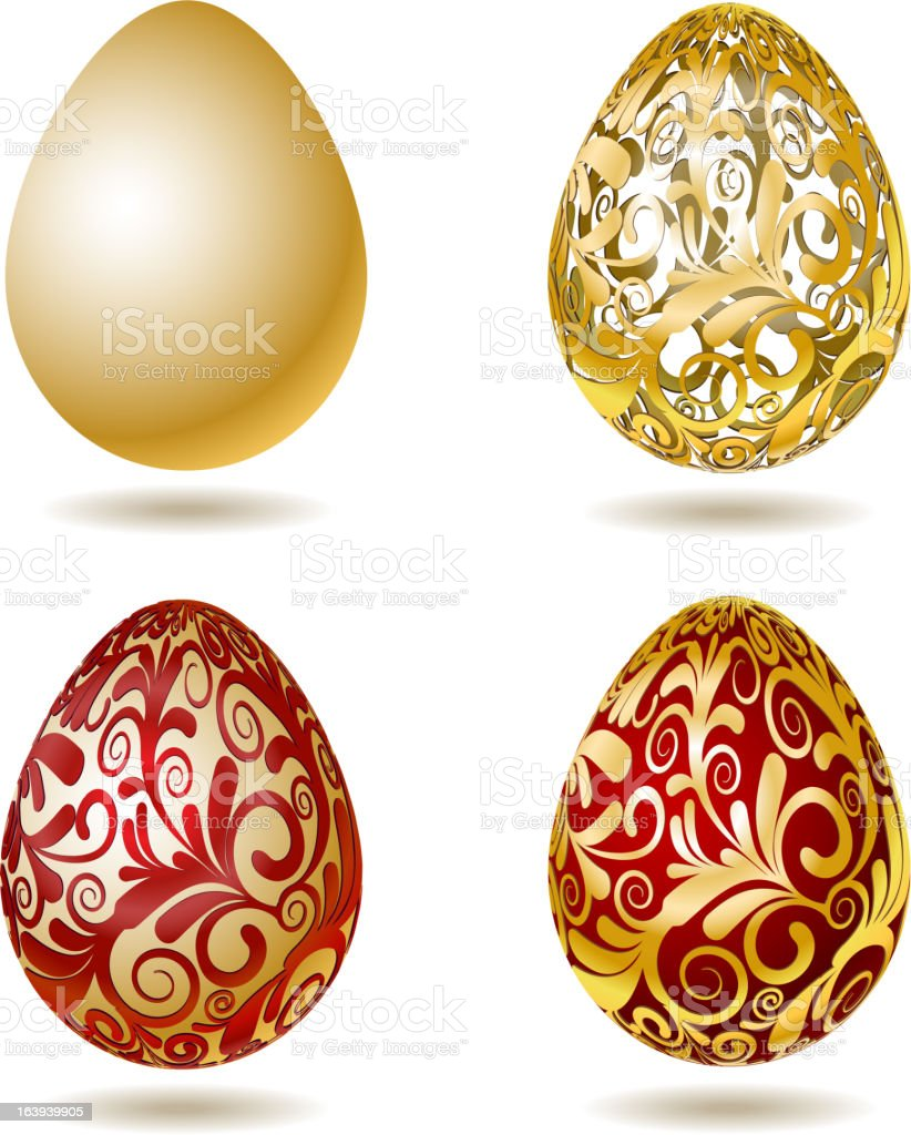 Easter eggs royalty-free easter eggs stock vector art & more images of april