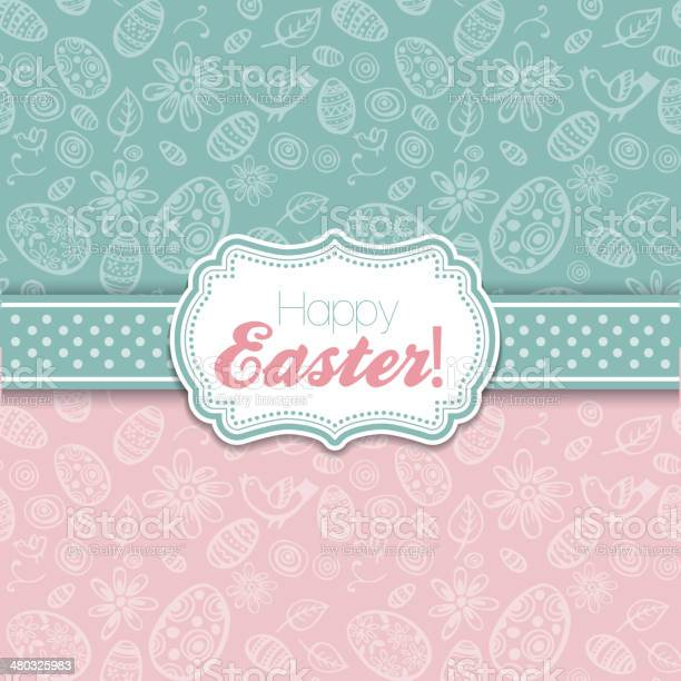 Easter greeting vector illustration vector id480325983?b=1&k=6&m=480325983&s=612x612&h=w5rahbgw3gjxofyvdzfdhasorr03mkxtt6krx1tnwfi=