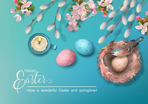 Easter stock illustrations