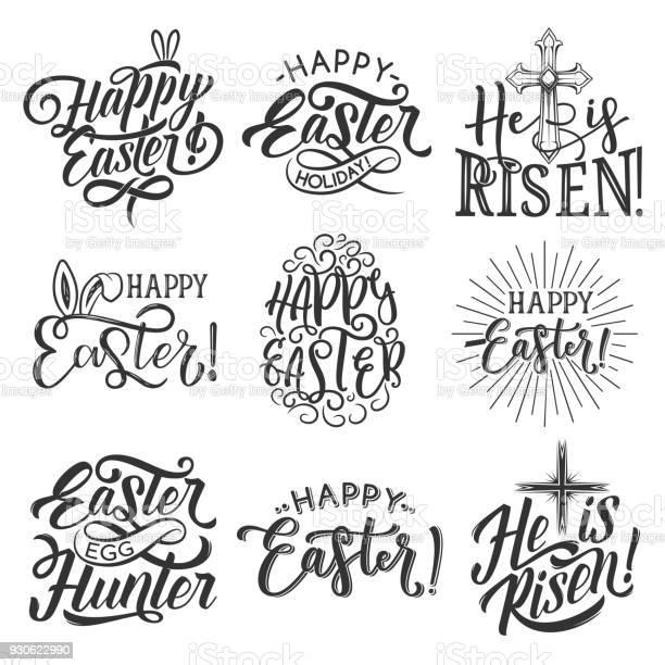 Easter holiday badge of egg rabbit ear and cross vector id930622990?b=1&k=6&m=930622990&s=612x612&h=pn65wweoiyywgtrsv6f2ecqbo3io4cdqk0nsrsrf6zq=
