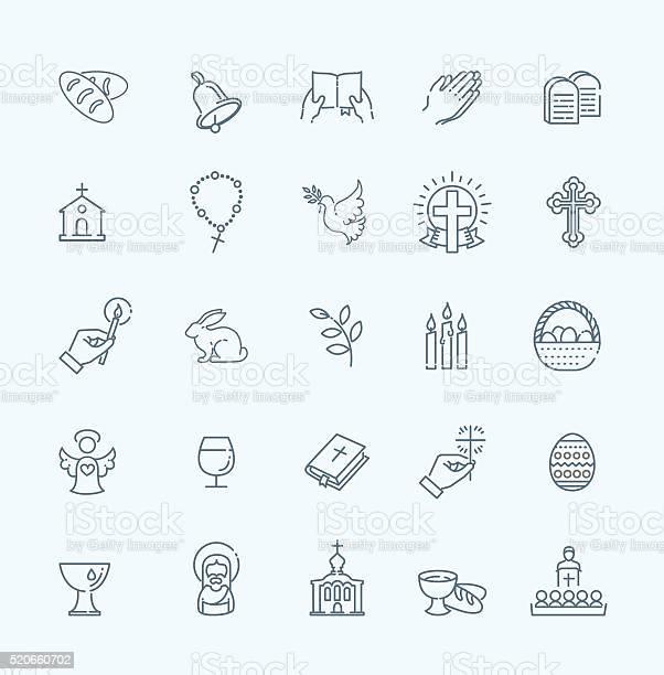 Easter icons set christianity icon set vector id520660702?b=1&k=6&m=520660702&s=612x612&h=muyomsr0fgnlzc391b9wbg9cnclwnh53j0ctboyuewo=