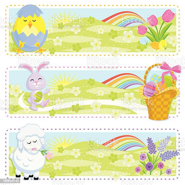 Easter morning banners vector id165625747?b=1&k=6&m=165625747&s=612x612&h=3wbhfg3rxwib17hutrynq6hwpwunxxpeay 7poc bx4=