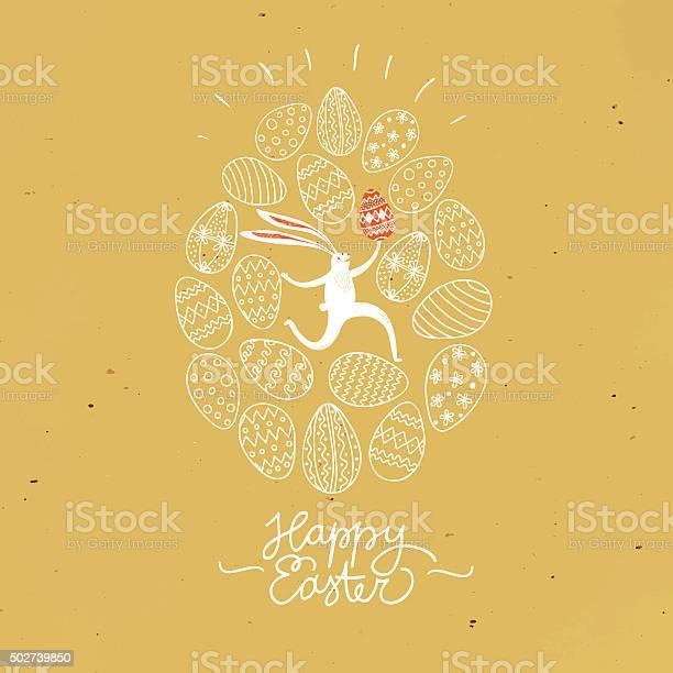 Easter rabbit illustration vector id502739850?b=1&k=6&m=502739850&s=612x612&h=ns5sdpr2b5oulyk8ro9kr2tnx9opc63sr 6oooumxpy=