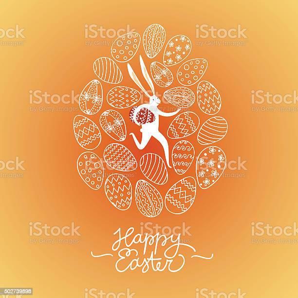 Easter rabbit illustration vector id502739898?b=1&k=6&m=502739898&s=612x612&h=zdnlz ruik9li1vwffdtluzhta7u ycja62bvoqbp7c=