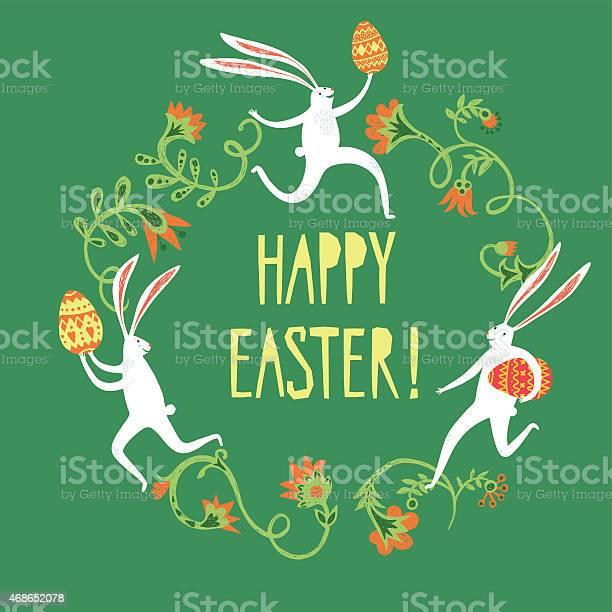 Easter rabbits illustration vector id468652078?b=1&k=6&m=468652078&s=612x612&h=3fs8y2znigvo ufwmrtbfbjfqsovdltrv7garpsvxzu=