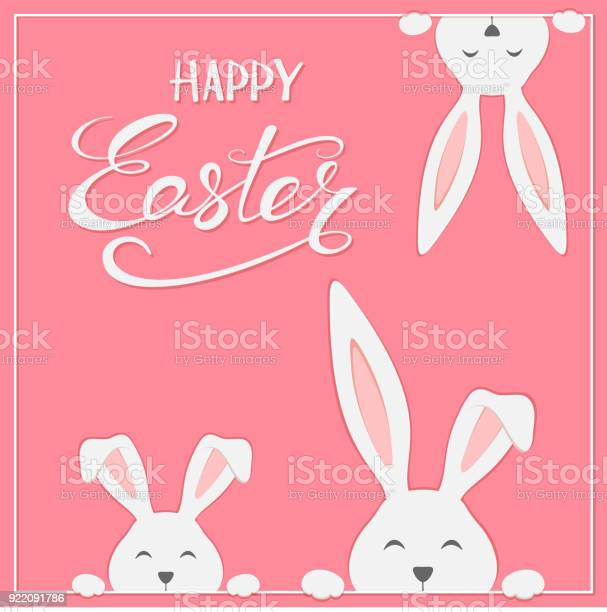 Easter rabbits on pink background vector id922091786?b=1&k=6&m=922091786&s=612x612&h=qmjrrqoimtolxkrsoybd8wbsqd0k1aezf7reqo2mrv0=
