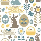 An easter themed repeatable pattern. See below for an icon set of this file.