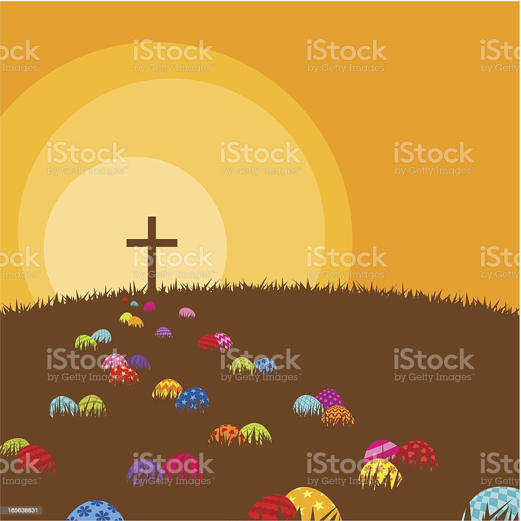 Easter road royalty-free easter road stock vector art & more images of backgrounds