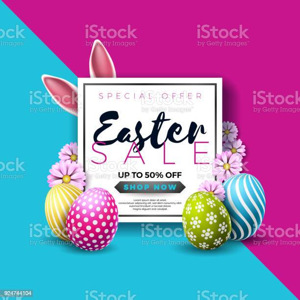 Easter sale illustration with color painted egg and typography on vector id924744104?b=1&k=6&m=924744104&s=612x612&h=wphthxs4m7fejbs77sqdfaqnjcgg qi0wdtn0gvtpq4=
