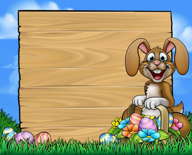 Royalty Free Easter Happiness Backgrounds Easter Egg Hunt