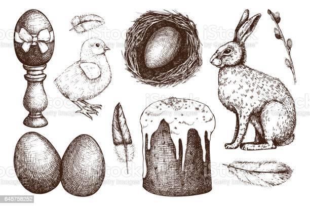 Easter sketch set vector id645758252?b=1&k=6&m=645758252&s=612x612&h= zt4nrhfhddk sz9 68 2zuvklegggjsdlduhzzy9os=