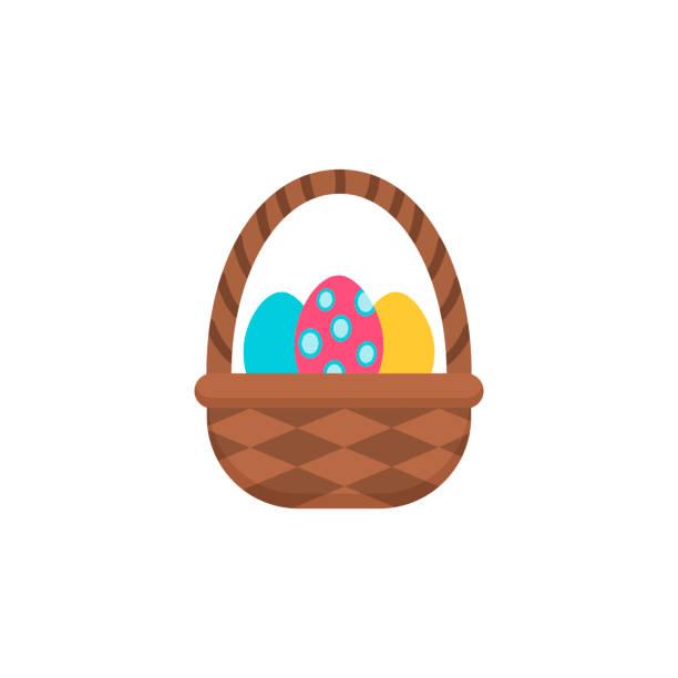 Ostern-Symbol für Ihre Web-Design, Logo. – Vektorgrafik