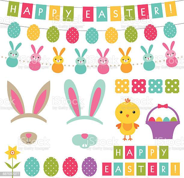 Easter vector decorationset vector id537097077?b=1&k=6&m=537097077&s=612x612&h=umaa6alf9ut6v wh6873wiwycvwzqnlxia ztvhv44i=