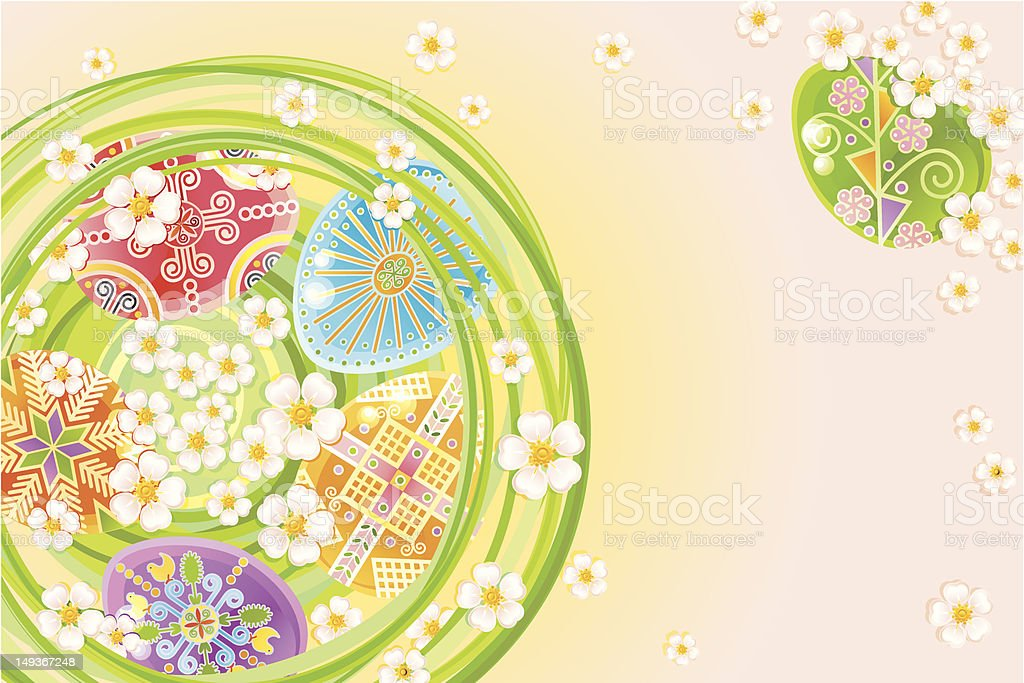 Easter! royalty-free easter stock vector art & more images of animal egg
