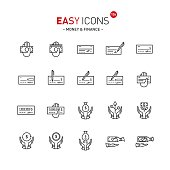 Easy icons 13a Money