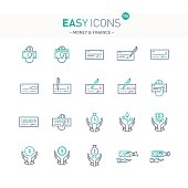 Easy icons 13e Money