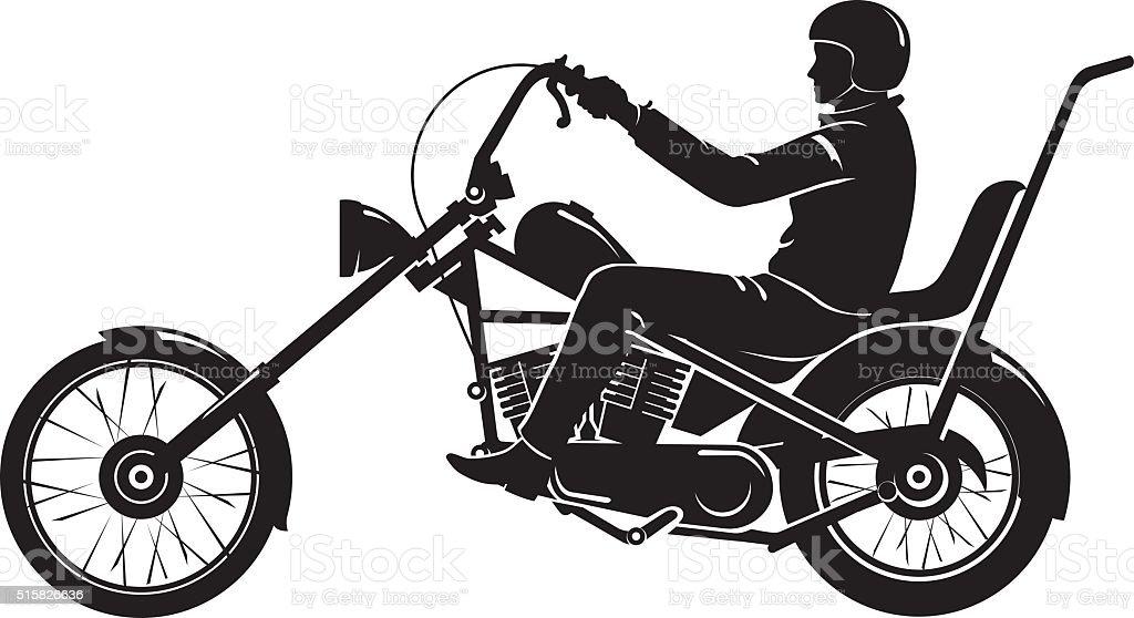 簡単 仮面ライダー モーターサイクル のりものに乗るのベクターアート
