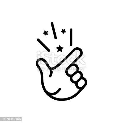 Icon for easy, simple, effortless, straightforward, ingenious, unpretentious
