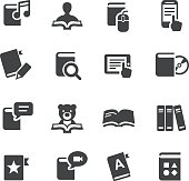 eBook and Literature Icons - Acme Series