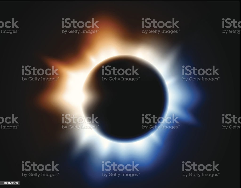 Eclipse royalty-free eclipse stock vector art & more images of abstract