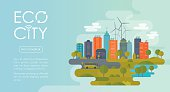 Eco City Banner