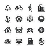 Eco City Icons