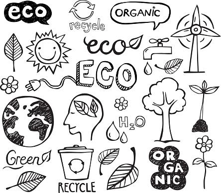 Eco Doodles